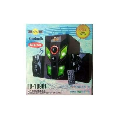 Fboss Superwoofer,Hitechmedia Bluetooth,USB,FM-8500watts image 2