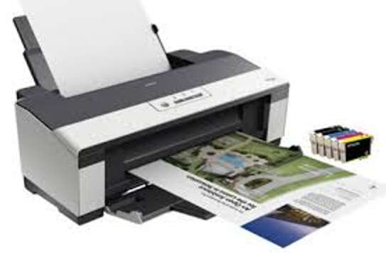 need fibre cables,print head ,mother board for this printer