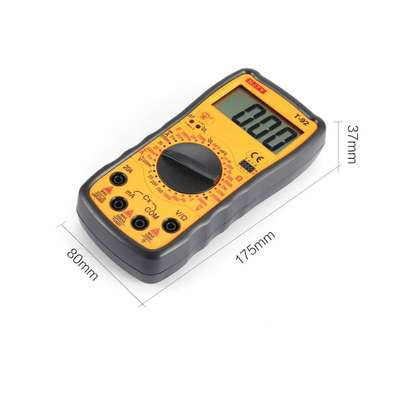 DC/AC Voltage Current  T-92 Digital Multimeter image 1