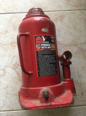 20 Ton Hydraulic Jack image 1