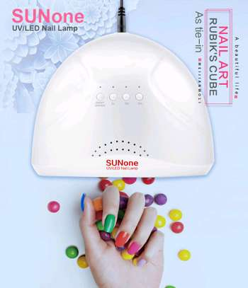 UV Nail Lamp Dryer - Gel Polish Manicure image 6