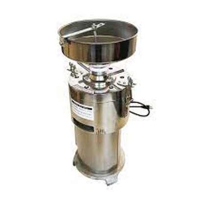 :15kg/h Peanut Butter Machine Grinder Peanut Butter Making Machine image 1