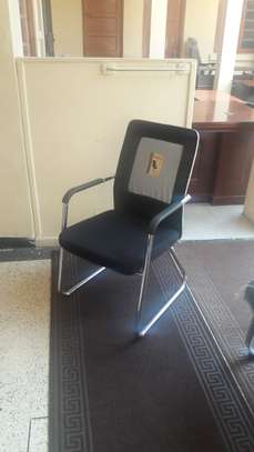 Mesh Cantilever Office Chair