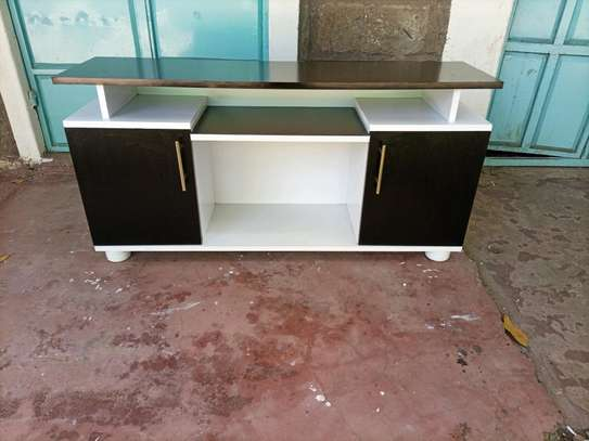 Wooden hot tv stand 808q image 1