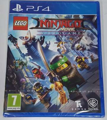 The LEGO Ninjago Movie Video Game image 2