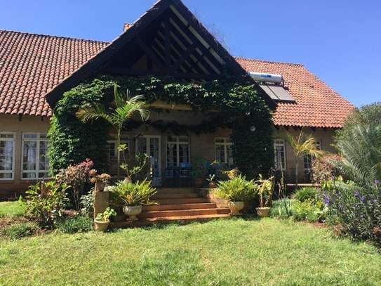 Furnished 4 bedroom house for rent in Runda image 9