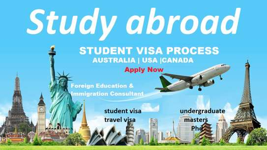 Foreign Student Visa Process