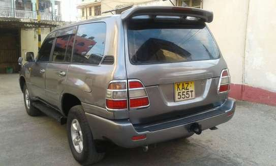 toyota land cruiser quick sale image 2