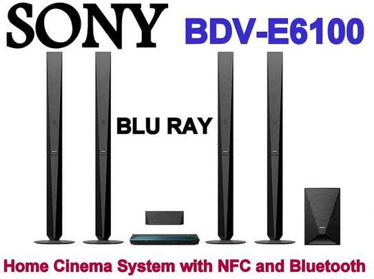 Sony E6100 blue ray home theater system image 1