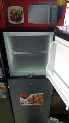 Ramtons 2 door fridge 128 litres image 4