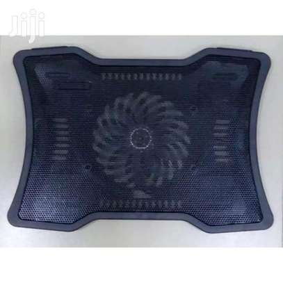 Large 200mm Ultra Cooling Fan Notebook Laptop Cooling Pad image 2