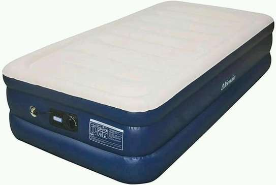 inflatable air bed image 1