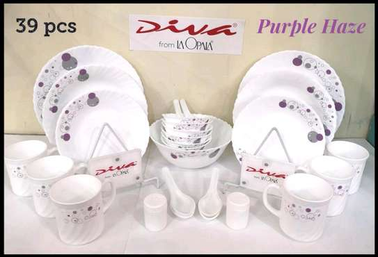 39pc dinner set/ diva dinner set/opal dinner set image 3