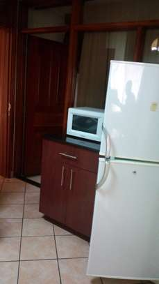 Furnished 1 bedroom apartment for rent in Kilimani image 8