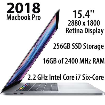 Apple MacBook Pro Retina Intel Core i7 (2018 Model) image 1
