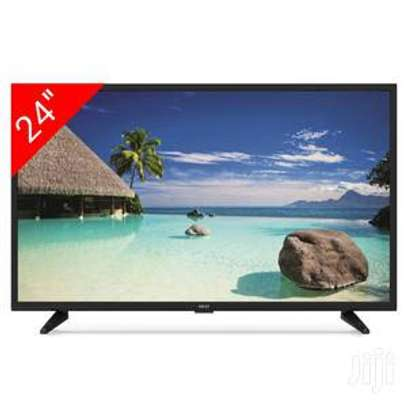 "24"" Itel digital AC DC HD TV"