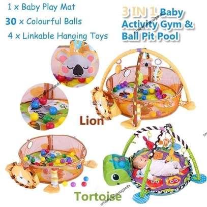 Baby play mat image 1