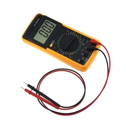 DT-9205M Digital Multimeter Multi-function Digital Meter Intelligent Voltage Current Test Meter image 1