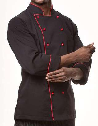 We make, brand and supply chef uniforms image 4