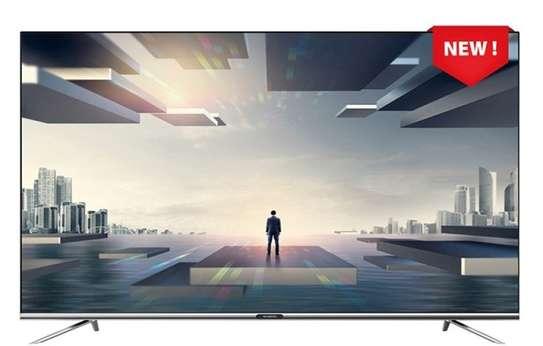 "Skyworth 50"" smart android frameless uhd tv image 1"
