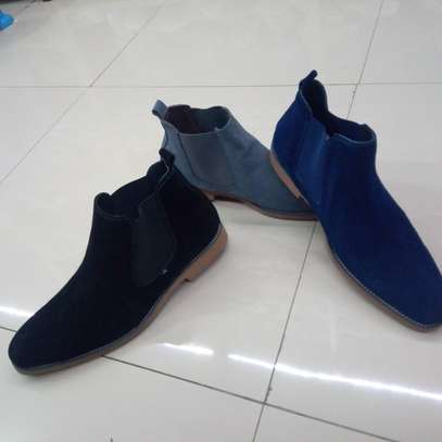 Suede Official Casual Long Boots