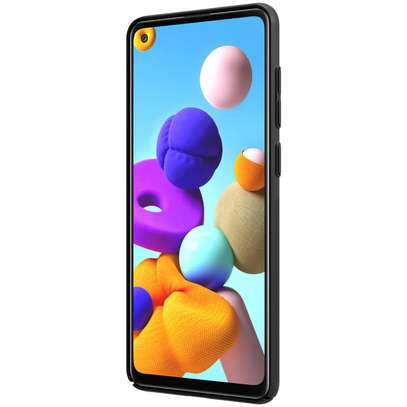 Galaxy A21s Nillkin Super Frosted Shield Matte cover case image 2