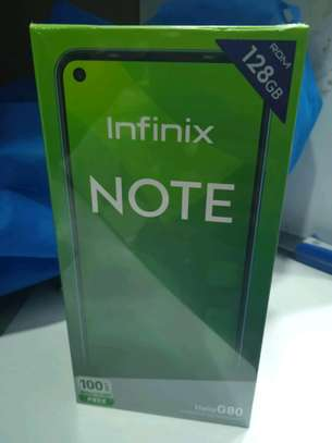 Infinix Note 8i 128gb 4gb ram 48mp with delivery image 2