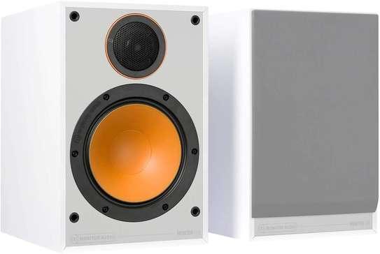 Monitor Audio Monitor 100 Speakers (Pair) (White) image 1