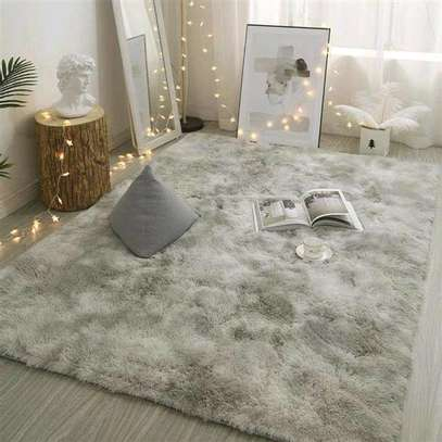 Soft Fluffy carpets image 1