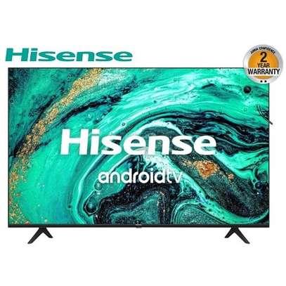 "Hisense 43"" 43A62KEN Smart Android Frameless LED TV, 2 Years Warranty image 1"