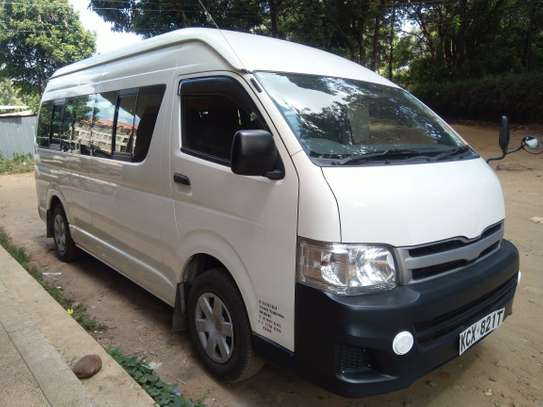 14 Seater Toyota Hiace  for Hire in Kenya image 3