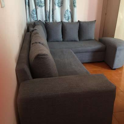 L seater sofa image 1