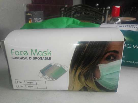 Surgical Masks image 1