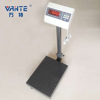 300kg Electronic Platform Scale for Commercial Use. image 1