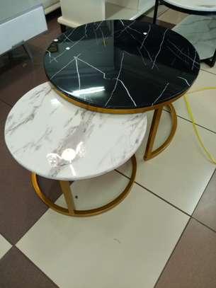 Nesting stools/Coffee table image 1