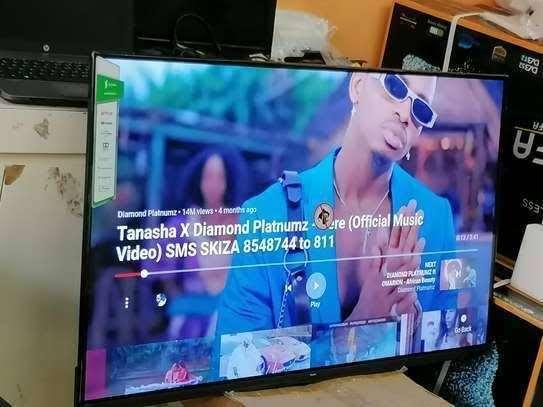 Syinix 43 inches Android Smart Digital TVs image 1