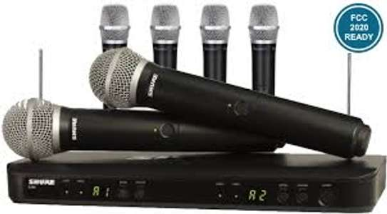 MICROPHONES for Hire