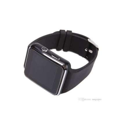Smart Watch Phone MTK6260 Camera - Black image 3