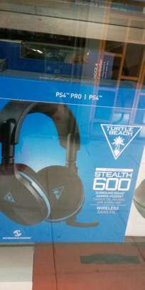 Ear Force Stealth 600 Ps4 Gaming Headset image 1