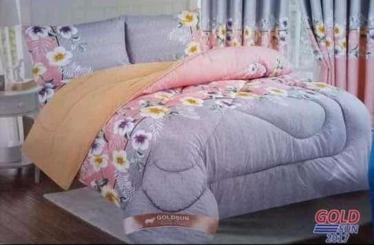 Warm woolen duvet sets image 1
