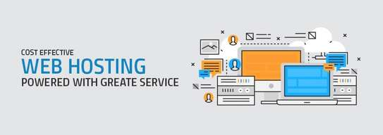 Get domain and Hosting