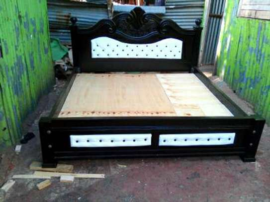 King Size Bed 6*6 image 2