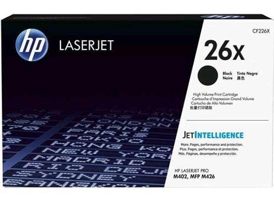 HP printer LaserJet pro M402 toner cartridge CF266A image 7