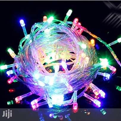 LED Christmas Light/LED String, LED Multi Coloured Fairy Lights image 1