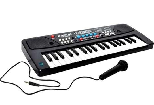Kids Educational 37 Electronic Keyboard Piano Game Toy image 1