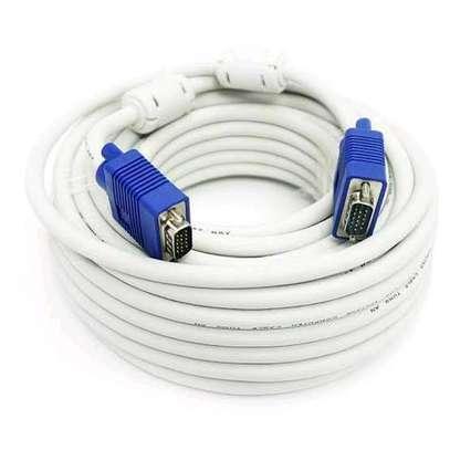 VGA 10m cable image 1