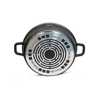 Dessini 10 Pcs Non-Stick Cooking & Serving Pots & Pans image 4