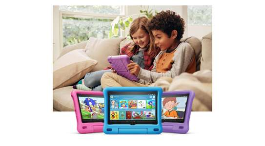 """Amazon Fire HD 8 Kids Edition Tablet, 8"""" HD display, 32 GB, Kid-Proof Case image 3"""