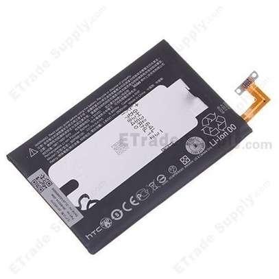 HTC M8 Battery-Black image 1