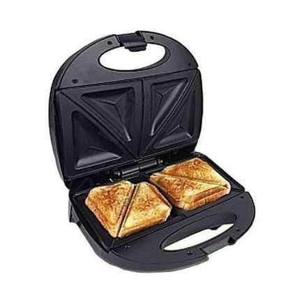 Electric sandwich maker image 1